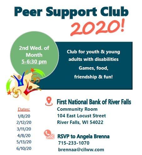 Peer Support 2020