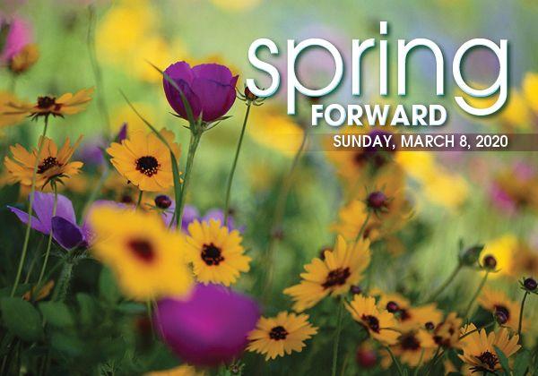 Spring Ahead!