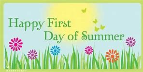 Happy 1st Day of Summer